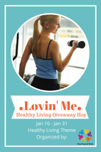 Healthy Living Giveaway Hop