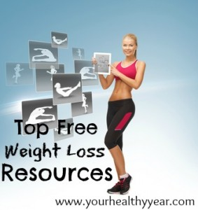 free weight loss resources for kids