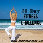 30 Day Fitness Challenge, can you do it?
