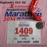 Beginner Runner – First 5k