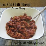 Low-Cal Easy Chili Recipe