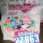 Run or Dye, the happiest 5k on earth?