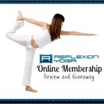 Reflexion Yoga – Full Yoga at Home! #giveaway #reflexionyoga #ad