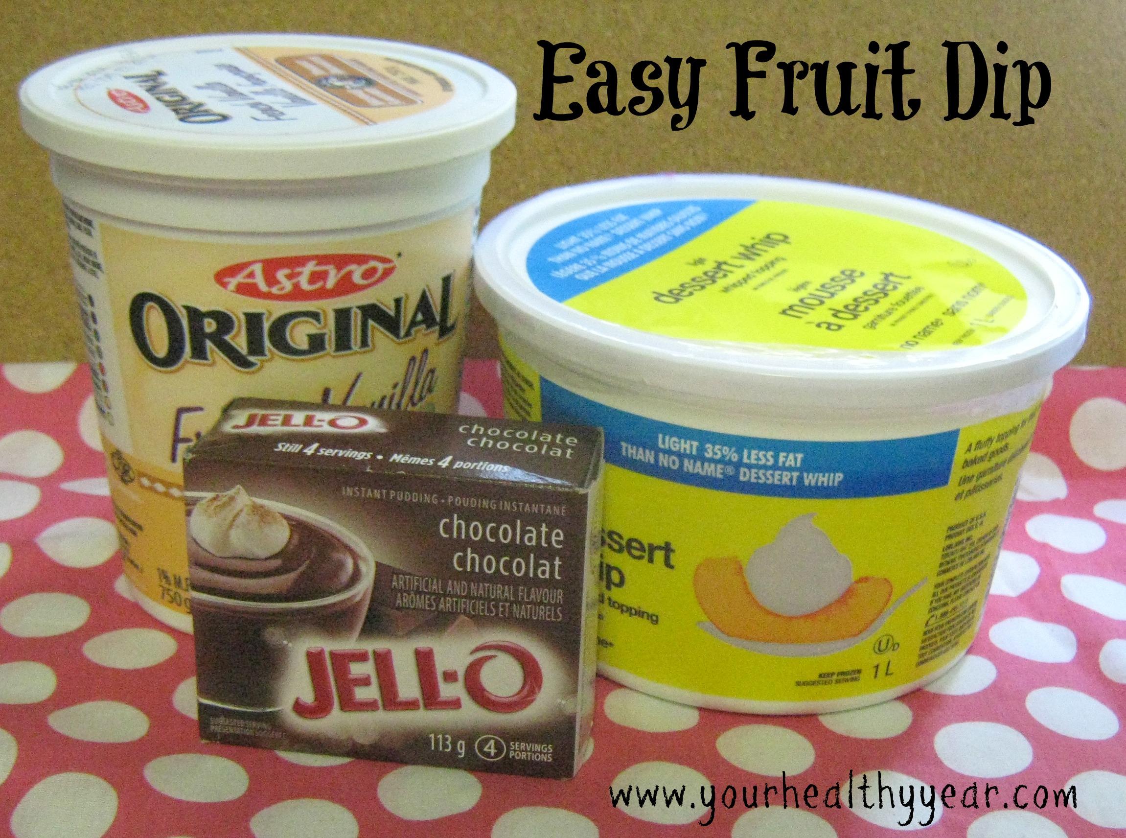 easy healthy fruit dip fruits in season