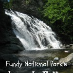 Exploring Fundy National Park's Laverty Falls