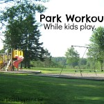 Simple Park Workout