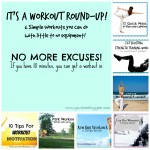 It's a Workout Roundup!