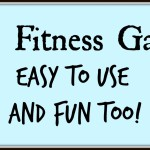 The Fitness Games – Make workouts fun! #ad