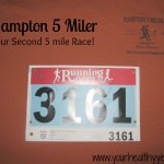Hampton 5 Miler