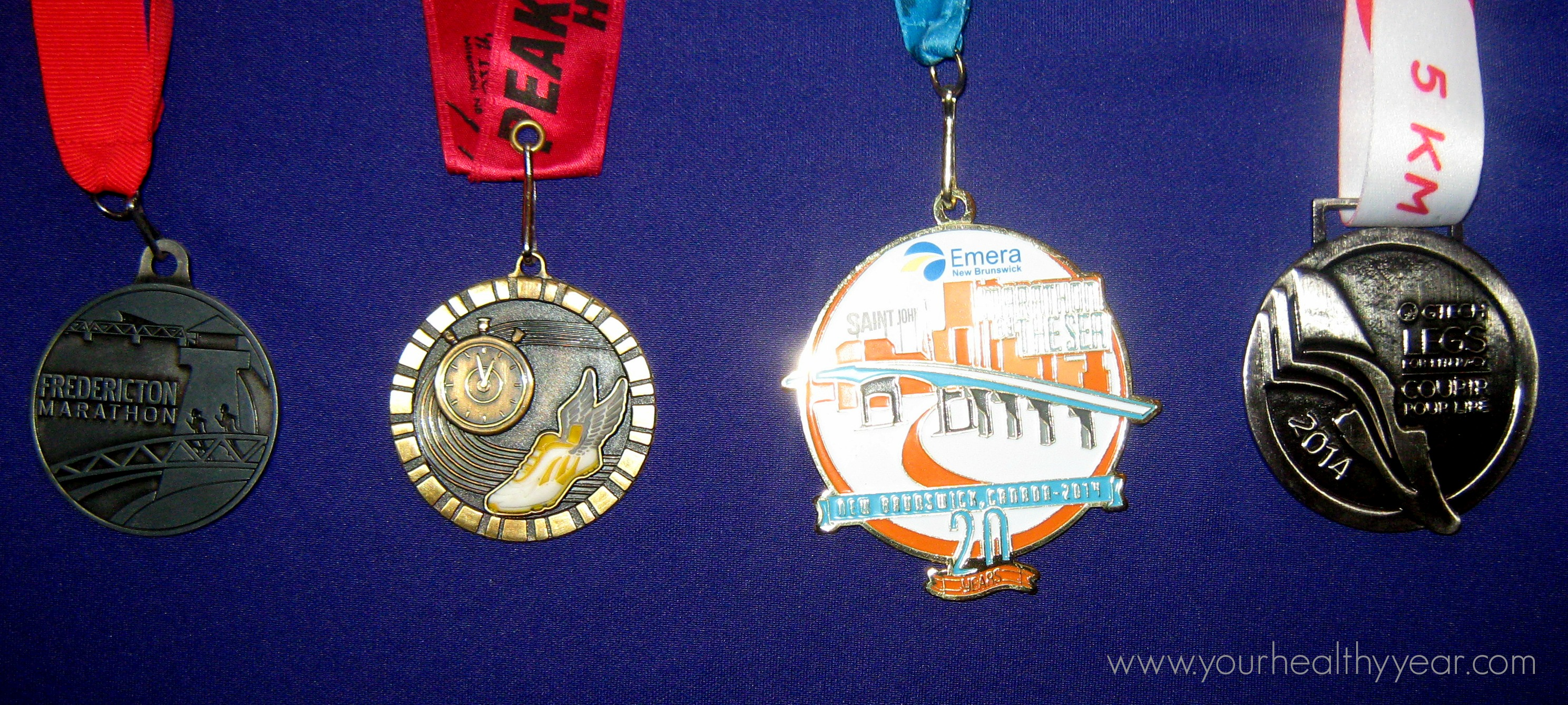medals new brunswick races