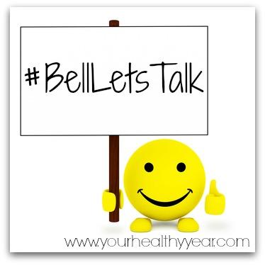 BellLetsTalk mental health