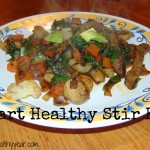 Heart Healthy Stir Fry