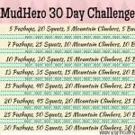 MudHero 30 Day Challenge #ad
