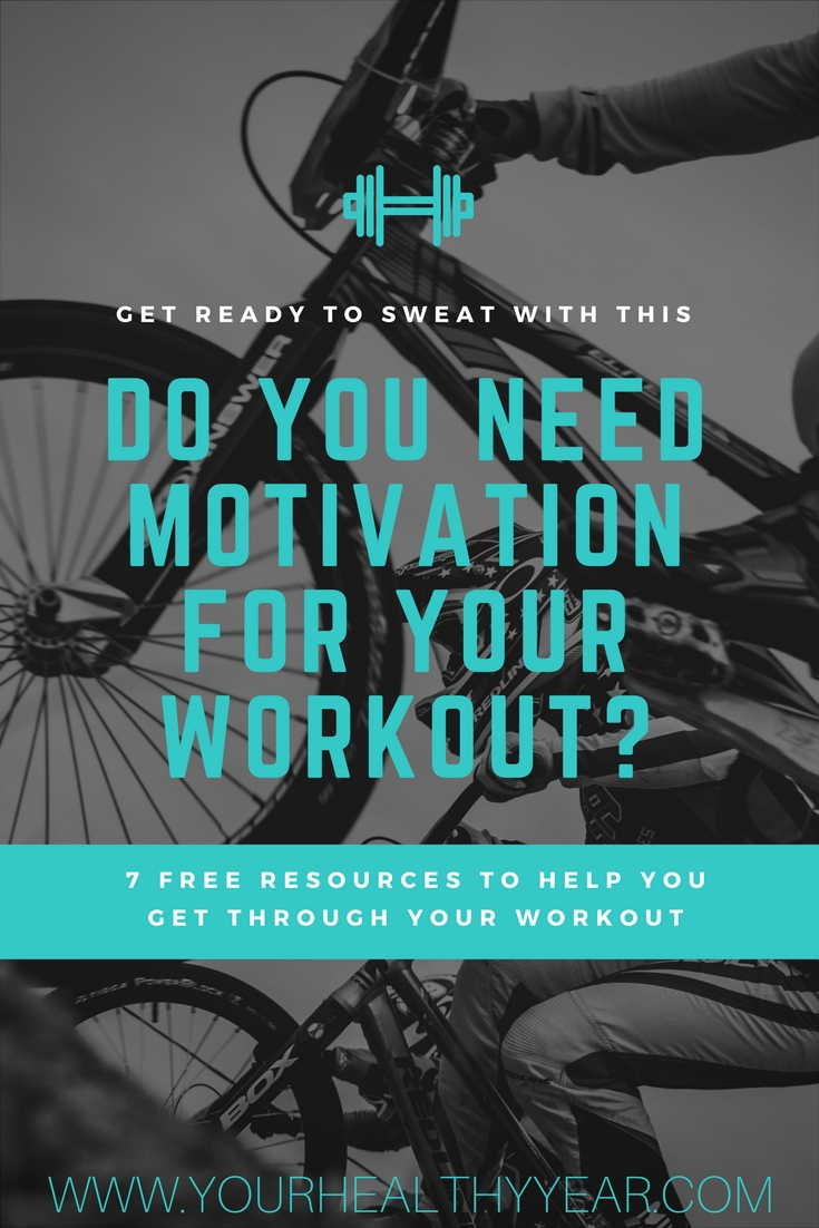 do you need workout motivation?