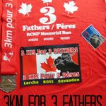 3km for 3 Fathers in Moncton, NB