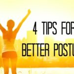 4 Tips for Better Posture #ad
