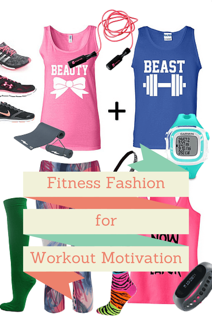 Fitness Fashion for Workout Motivation