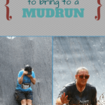 7 Things you need to bring to a mudrun. #ad