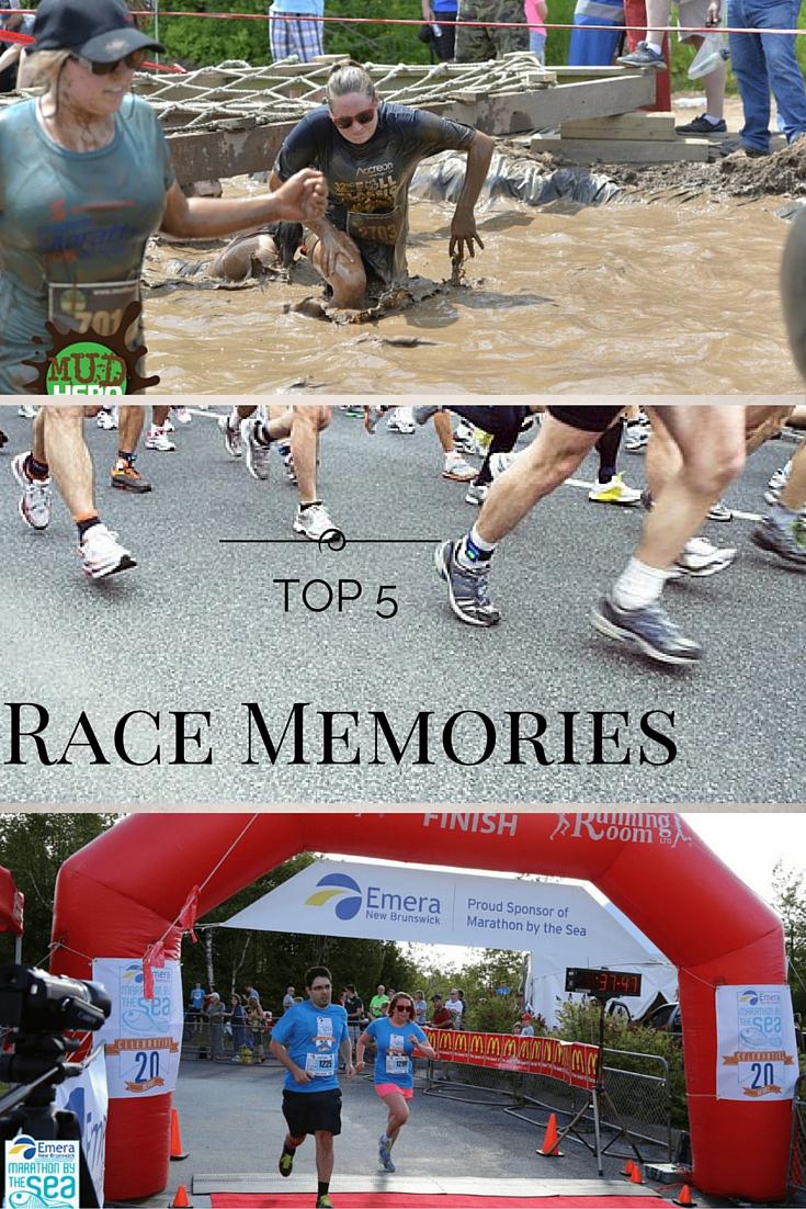 Top 5 Race Memories