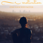 Build Inner Motivation – Find your 'Why' Factor