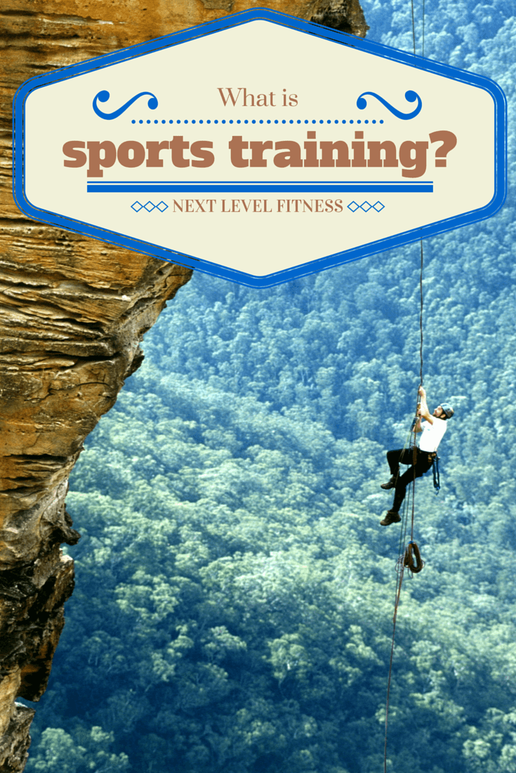 What Is Sports Training?