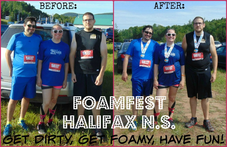 FoamFest in Halifax Nova Scotia