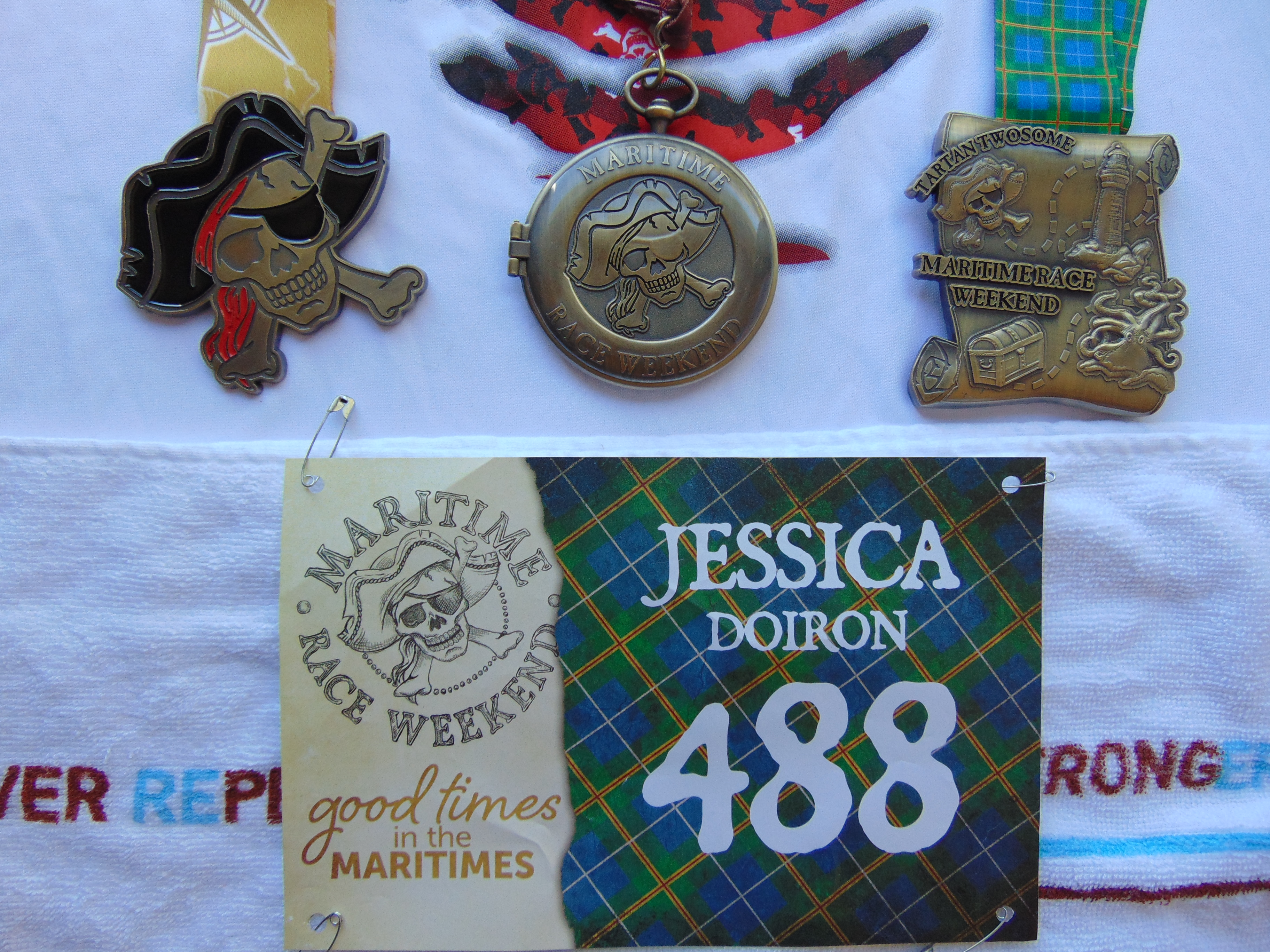 maritime race weekend 2015 medals