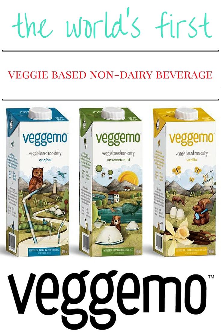 veggie based non-dairy beverage