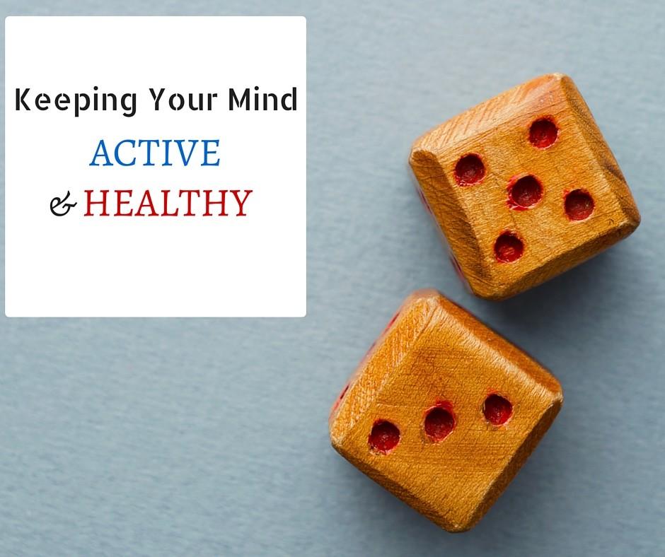 Active Mind Healthy Mind
