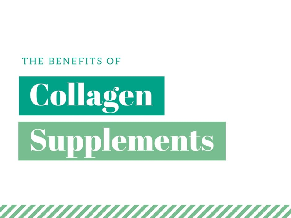 The Benefits of a Collagen Supplement.