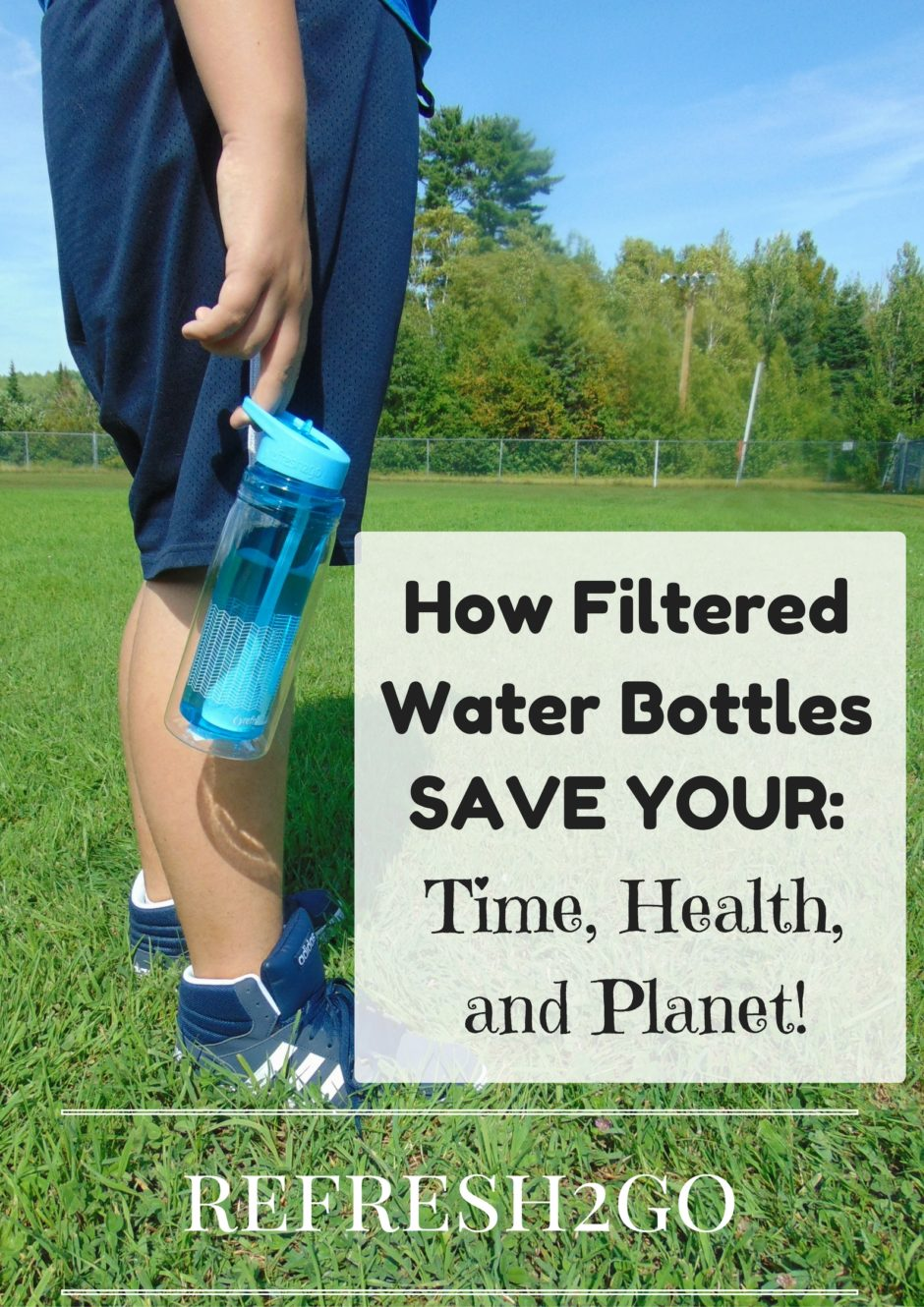 3 Reasons to Buy a Filtered Water Bottle #btsrefresh