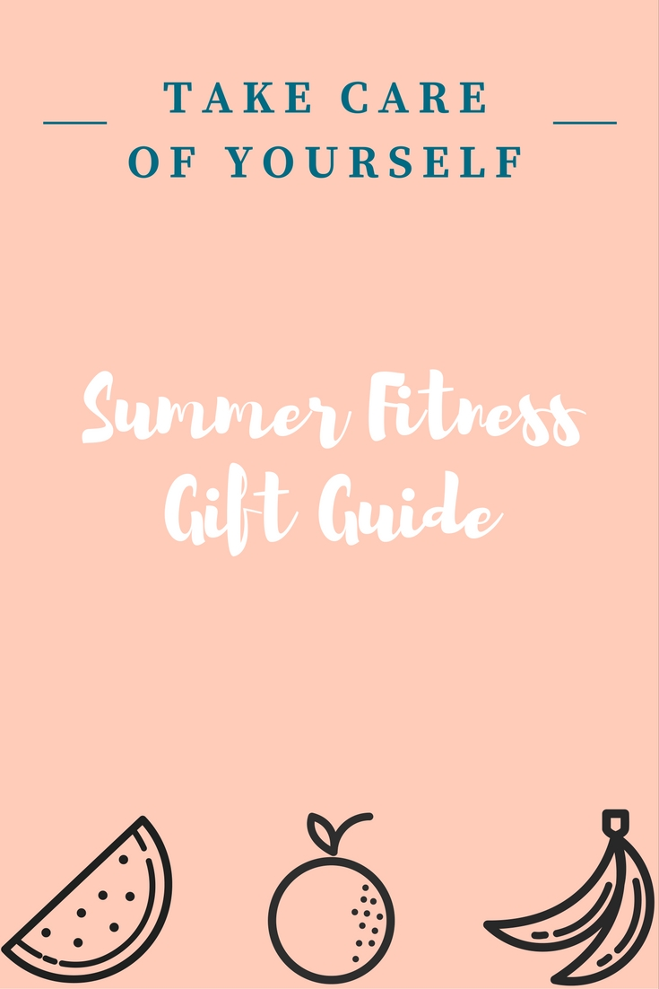 Summer Fitness Gift Guide