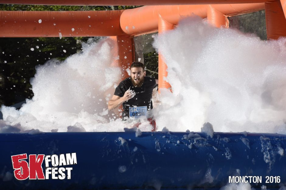 Foam at Foamfest