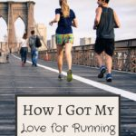 How I Got My Love for Running Back on Track