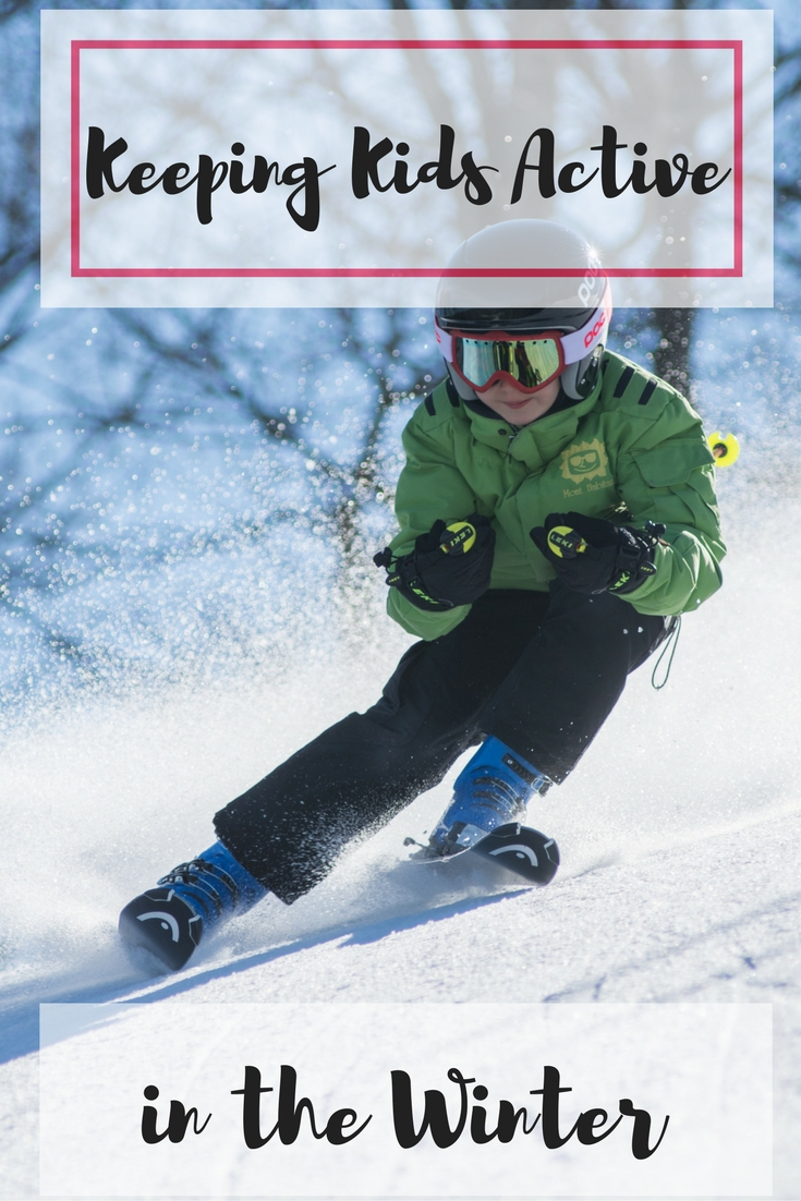 Keeping Kids Active in the Winter
