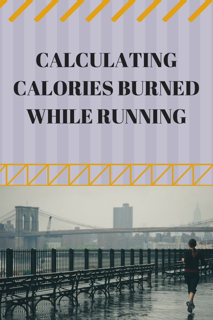 Calculating Calories Burned While Running