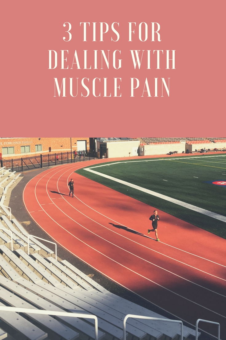 3 tips for Dealing with Muscle Pain #advil12hour