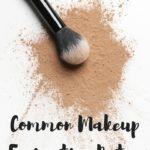 Common Makeup Expiration Dates