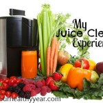 My One Day Juice Cleanse Experience