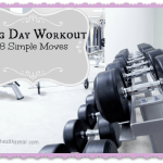 Leg Day Workout – 8 Simple Moves!