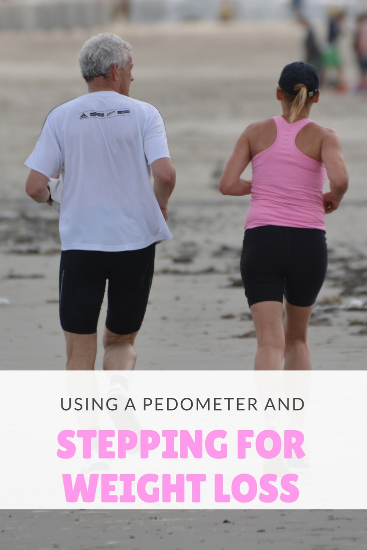 Stepping for Weight Loss with a Pedometer