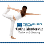 Reflexion Yoga – Full Yoga at Home! #giveaway #reflexionyoga #ad