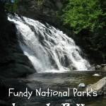 Exploring Fundy National Park's Laverty Falls