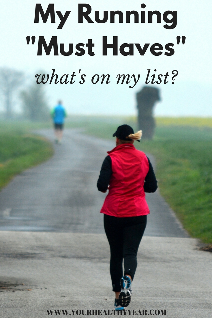 My Running Must Haves