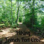 Hiking French Fort Cove in Miramichi