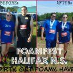 FoamFest in Halifax N.S.