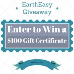 Products for Sustainable Living from EarthEasy (and a Giveaway!)