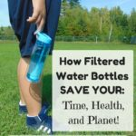 3 Reasons to Buy a Filtered Water Bottle #btsrefresh (Giveaway ends Sept. 5th)