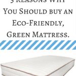 3 Reasons to buy an Eco-Friendly Green Mattress.