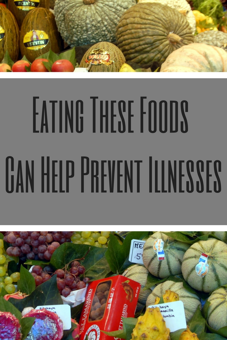 Eating These Foods Can Prevent Illness